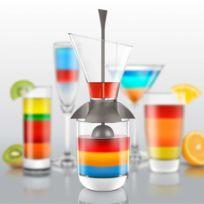 C. Diffusion - Rainbow Cocktail pour tout coctail milticolore