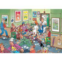 Jumbo - Puzzle 150 pièces : Chez le dentiste