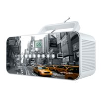 Muse - Radio Portable Cd New York