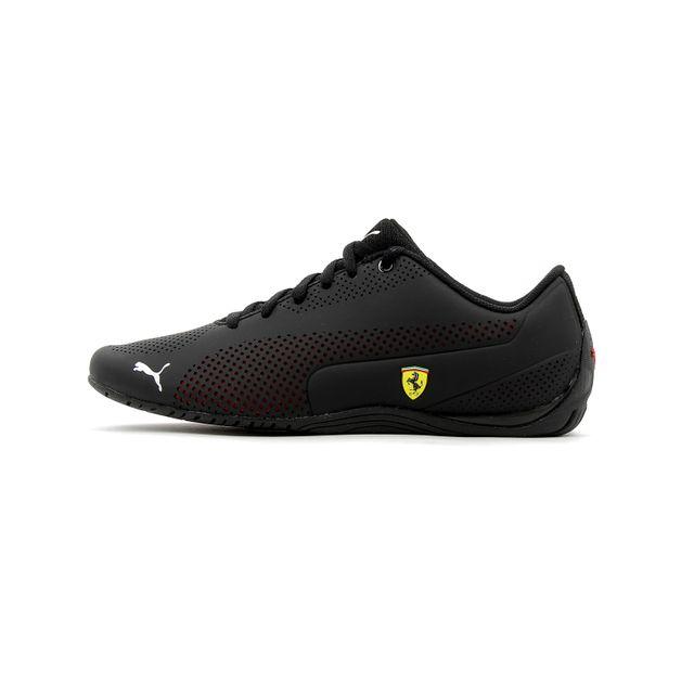 promo code 5515f 776a5 Puma - Baskets basses Puma Drift Cat 5 Evo Scuderia Ferrari F1. Couleur    Noir
