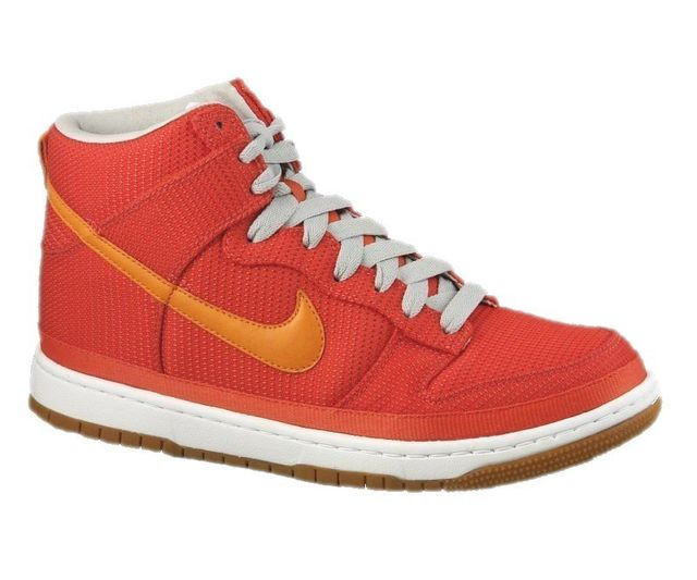 on sale b57f7 64e21 Nike - Dunk High Supreme 324759-881 Orange - pas cher Achat  Vente Baskets  homme - RueDuCommerce