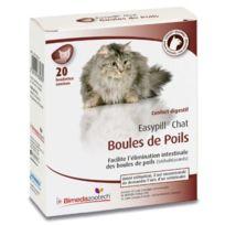 Easypill - Boules de poils Compléments alimentaires pour digestion chats