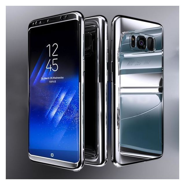 coque galaxy s7 edge miroir