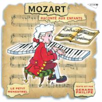 Accord - Gérard Philippe - Mozart raconté aux enfants par Gérard Philipe