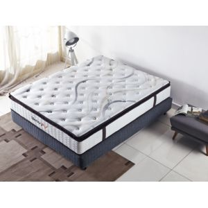 memorypur matelas ressorts sur matelas m moire de forme latex h27 cm detente plusieurs. Black Bedroom Furniture Sets. Home Design Ideas