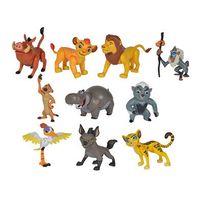 Simba Dickie - Disney - Roi Lion coffret 10 figurines 8 cm