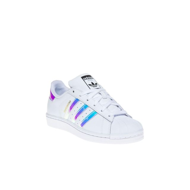 Adidas originals Superstar hologram iridescent neon