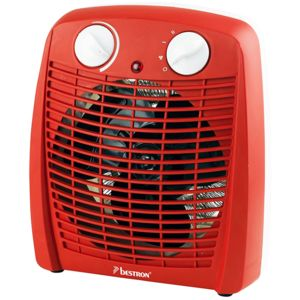 bestron chauffage soufflant 2000w rouge afh211r pas cher achat vente radiateur soufflant. Black Bedroom Furniture Sets. Home Design Ideas