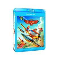 Générique - Planes 2 Pack Blu-ray