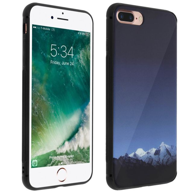 coque iphone 8 imprimé