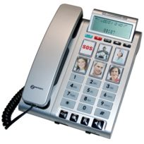 Geemarc - Photophone 200 Silver Photophone 200 Silver