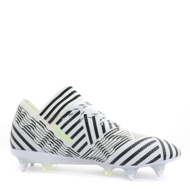 Adidas Nemeziz 17.1 SG Chaussures de foot Noir 42 23