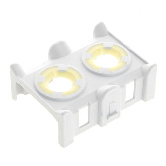 Whirlpool Injecteur d'eau bras superieur+joints pour Lave-vaisselle Bauknecht, Lave-vaisselle Laden, Lave-vaisselle , Lave-vaissel