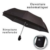Ego Design - Parapluie a ouverture automatique confort gris