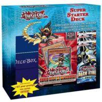 Yu Gi Oh - Yu-gi-oh - Jccygo230 - Pack Exclusif - Starter Deck + 5 Boosters Pack ÉTOILE 2 + Deck Box + Sachet De ProtÈGES Cartes