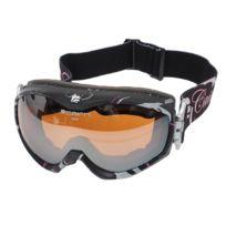 Cairn - Masque de ski double écran Jam spx3000 noir vegetale Noir 10100