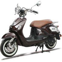Eurocka - Scooter Fifty 50cc 4T marron