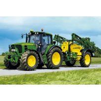 Schmidt Spiele - Puzzle 40 pièces - Tracteur 6630 : Irrigateur John Deere avec tracteur