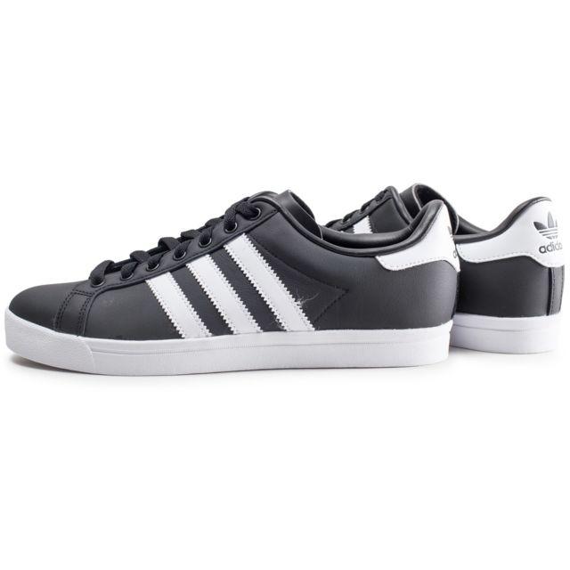 Adidas originals Coast Star Noir Et Blanc pas cher Achat