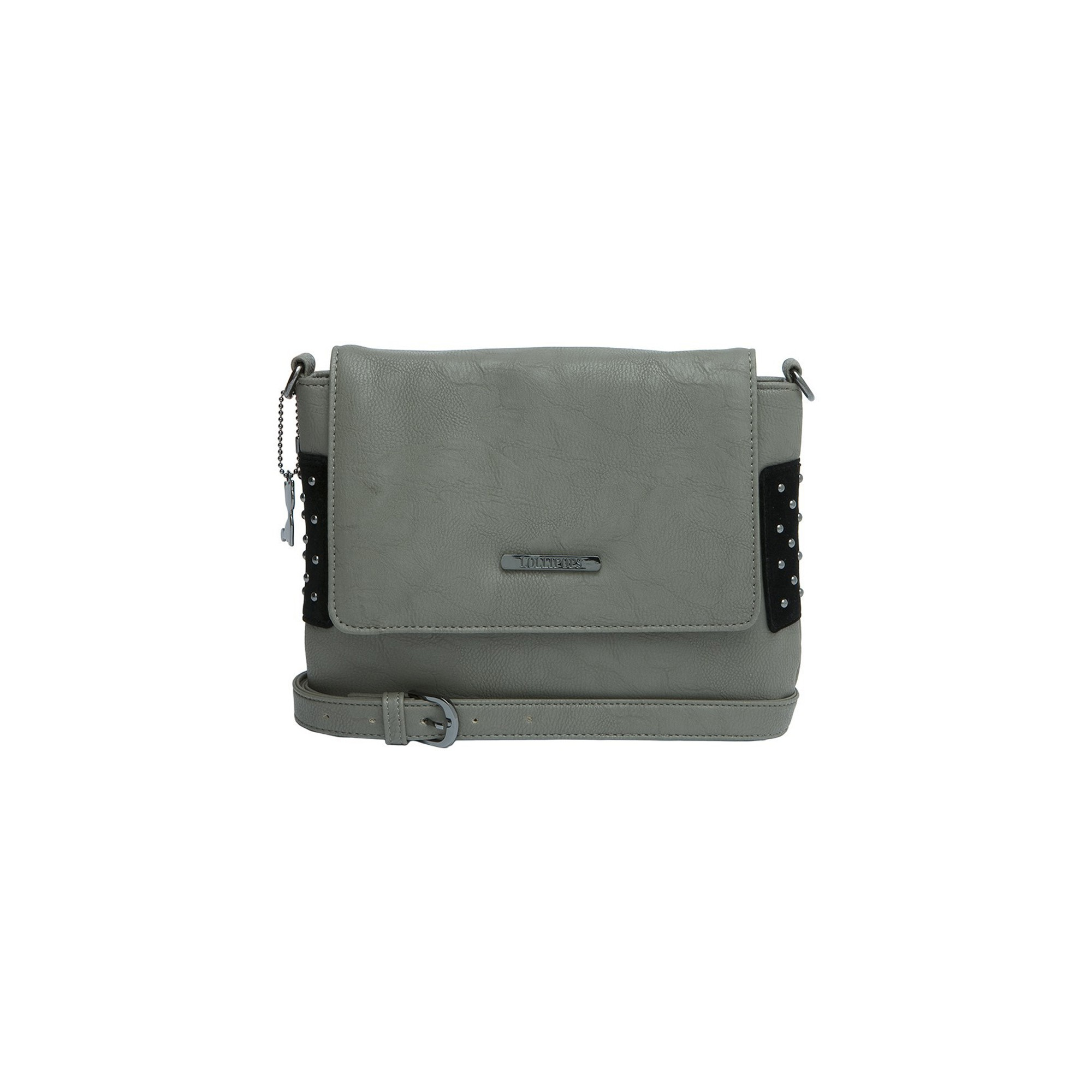 Sac Sky Square Shoulder Gris