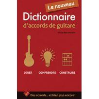 Hit Diffusion - Méthodes Et Pédagogie Pain-hermier O Le Nouveau Dictionnaire D'accords De Guitare Guitare Acoustique