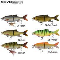 Savage Gear - Leurre 3D Roach Shine Glider 18CM