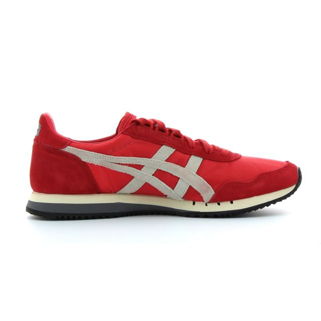 Asics - Baskets basses Onitsuka Tiger Dualio Rouge