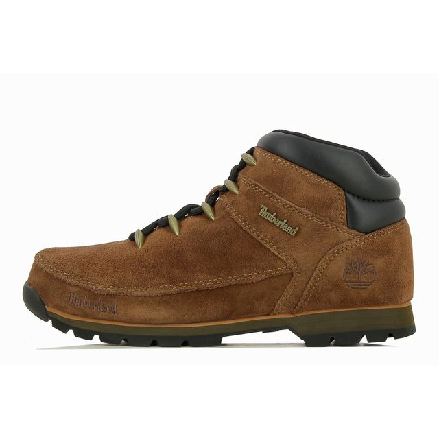 Timberland - Boots Euro Sprint Hiker Mid - Ref. A18P9 Marron
