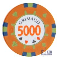 Poker Production - Poker Master Grimaud 5000