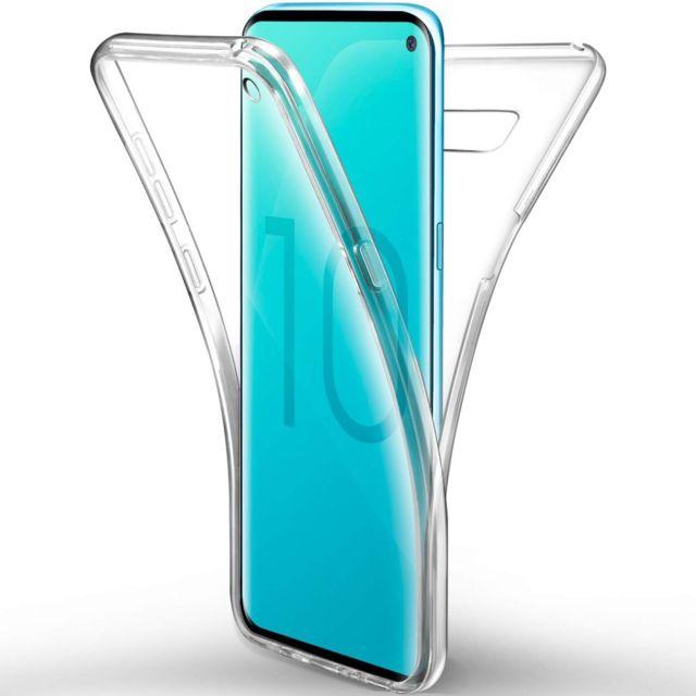 Coque Samsung S20 Ultra Intégrale Silicone Transparent Gel Tpu 360