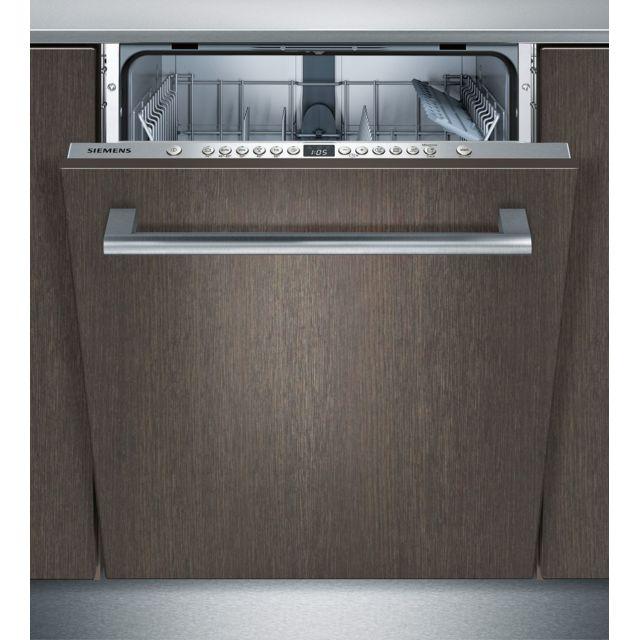 SIEMENS Lave-vaisselle Tout intégrable iQ300 SN636X02GE