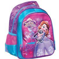Princesses Disney - Sac à dos Princesse Sofia maternelle 30 Cm