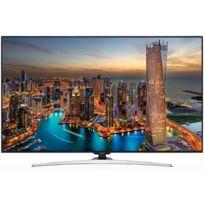 """Hitachi - Téléviseur de 55"""" 138,7cm, 4K / Smart Tv: Netflix, Youtube, Internet, facebook / Wifi et Bluetooth / 3 Hdmi / Vga-pc / 2 Usb Enregistreur Tv + Lecteur multimedia"""