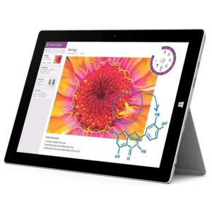 MICROSOFT - Surface 3 - 10.8'' Full HD - Intel Atom x7 1.6 GHz - RAM 2 Go - 64 Go - Windows 10
