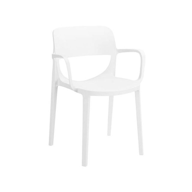 Fauteuil Chagny - blanc