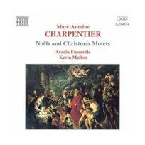 Naxos - Marc-Antoine Charpentier : Nöels & Christmas Motets - Noël
