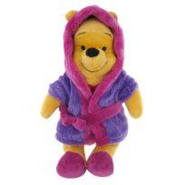 Nicotoy - Peluche Disney Winnie En Peignoir 25 Cm