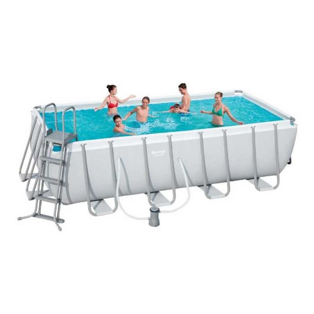 piscine tubulaire 4 88 x 1 22m