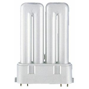 Osram lampe flc dulux f culot 2g10 36 watts 2800 for Lampe 4000 kelvin