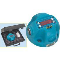 Hazet - Appareil de contrôle de couple, électronique, 10 - 350 Nm - Carré creux 12,5 mm 1/2 pouce Nm minmax.: 10 - 350 - 7901E