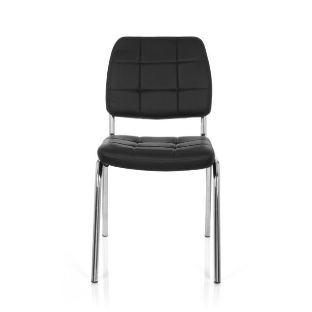 Hjh Office Chaise De Reunion Chaise Visiteur Chaise Piceno V Pu