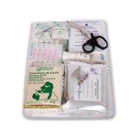 Farmor - Kit de réassortiment pharmacie 5 à 10 personnes