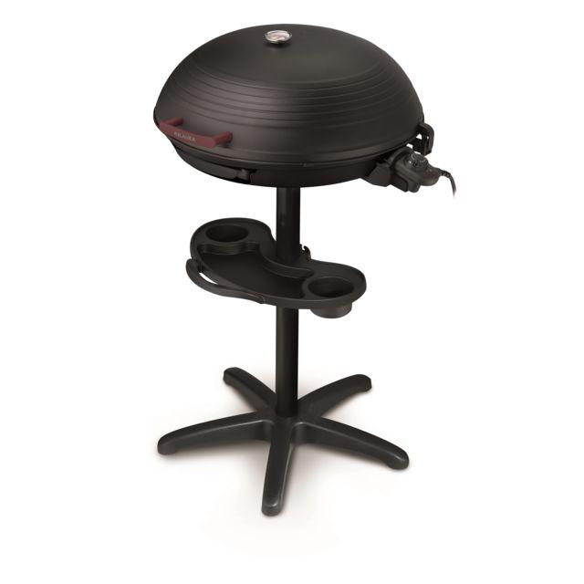 mandine barbecue lectrique sur pied pas cher achat vente barbecues lectriques. Black Bedroom Furniture Sets. Home Design Ideas