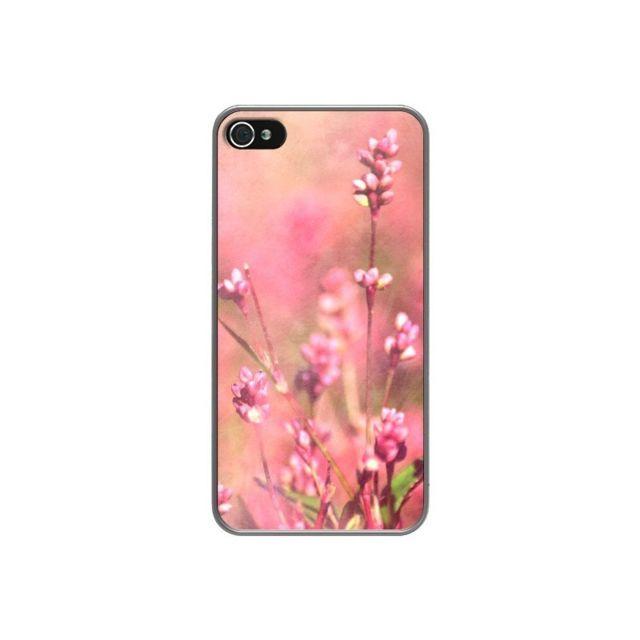 coque iphone 4 fleur