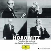 - Vladimir Horowitz - Intégrale des disques parus chez Deutsche Grammophon entre 1985 et 1989 : Bach, Chopin, Liszt, Moszkowski, Mozart, Scarlatti, Rachmaninov, Schubert, Schumann et Scriabine Coffret
