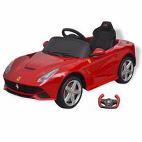 Rocambolesk - Superbe Voiture de course Ferrari F12 Rouge 6 V avec télécommande neuf
