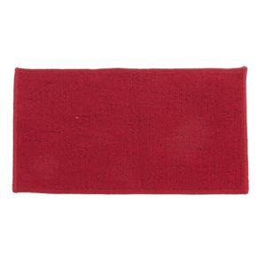 Eminza tapis anti d rapant 120 cm uni rouge pas cher for Eminza magasin