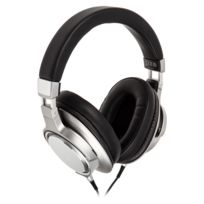 Audio-technica - Casque Audio Technica At-athsr9 High Resolution Argent