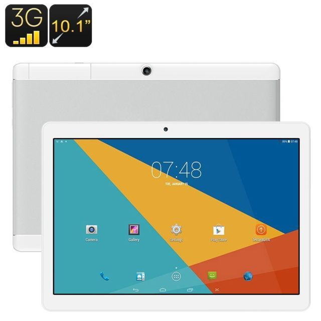 Yonis Tablette Tactile 10 Pouces 3G Quad Core Android Ips Full Hd Otg 16Go