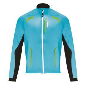 Briko - Mito Jacket Bleue Vest de ski de fond homme Multicolore